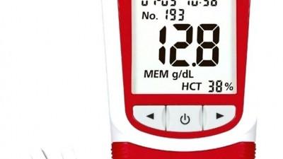 Hemoglobina i hematokryt w 15 sekund